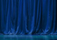 Little Theatre Curtain