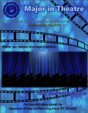 Theatre Flyer 2021